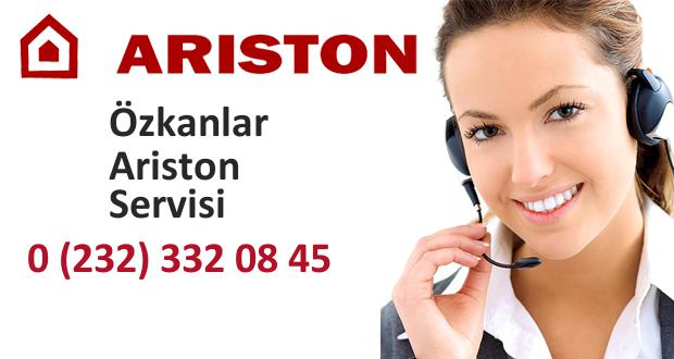 İzmir Özkanlar Ariston Servisi