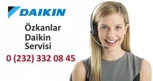 İzmir Özkanlar Daikin Servisi