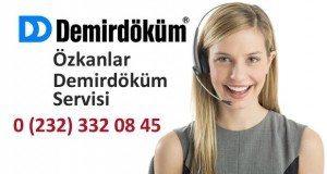 İzmir Özkanlar Demirdöküm Servisi