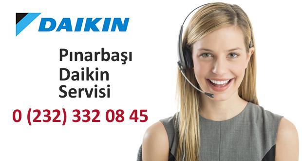 İzmir Pınarbaşı Daikin Servisi