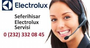 İzmir Seferihisar Electrolux Servisi