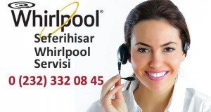 İzmir Seferihisar Whirlpool Servisi