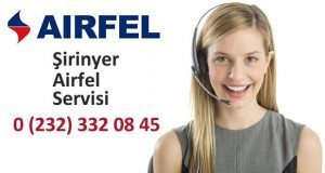 İzmir Şirinyer Airfel Servisi