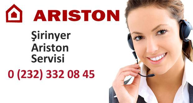 İzmir Şirinyer Ariston Servisi