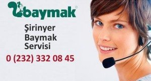 İzmir Şirinyer Baymak Servisi