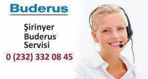 İzmir Şirinyer Buderus Servisi
