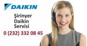 İzmir Şirinyer Daikin Servisi