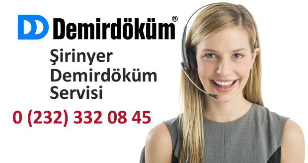 İzmir Şirinyer Demirdöküm Servisi