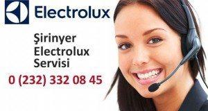 İzmir Şirinyer Electrolux Servisi