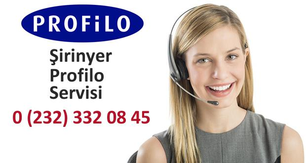 İzmir Şirinyer Profilo Servisi