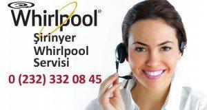 İzmir Şirinyer Whirlpool Servisi