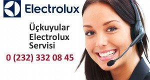 İzmir Üçkuyular Electrolux Servisi