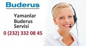 İzmir Yamanlar Buderus Servisi