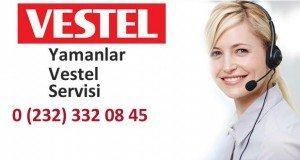 İzmir Yamanlar Vestel Servisi