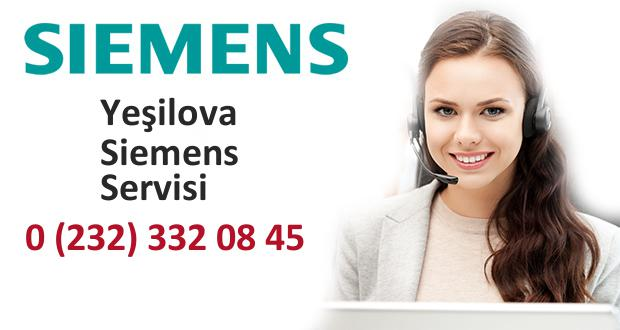 İzmir Yeşilova Siemens Servisi