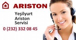 İzmir Yesilyurt Ariston Servisi