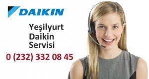 İzmir Yesilyurt Daikin Servisi