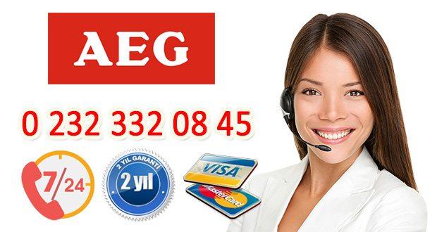 izmir AEG Servisi
